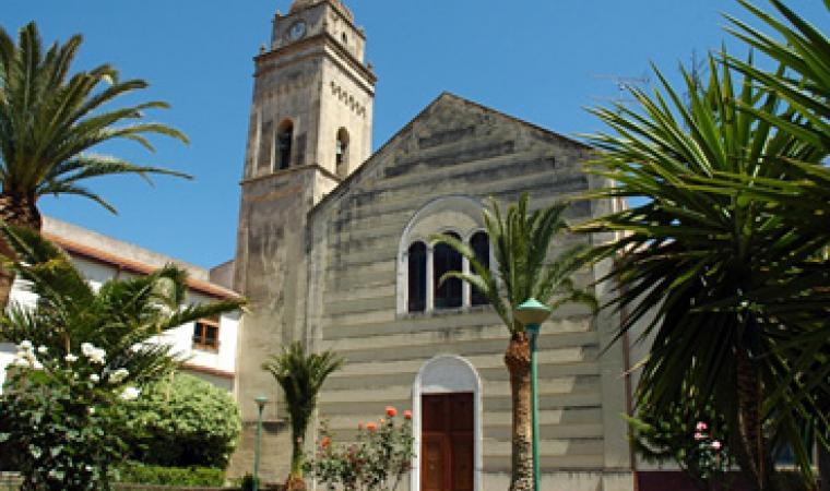 Gonnostramatza, chiesa di San Michele Arcangelo