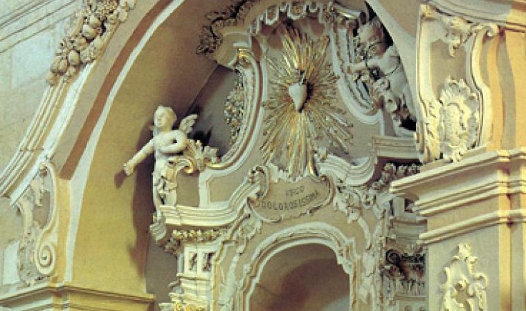 Sassari, chiesa di San Giacomo di Taniga