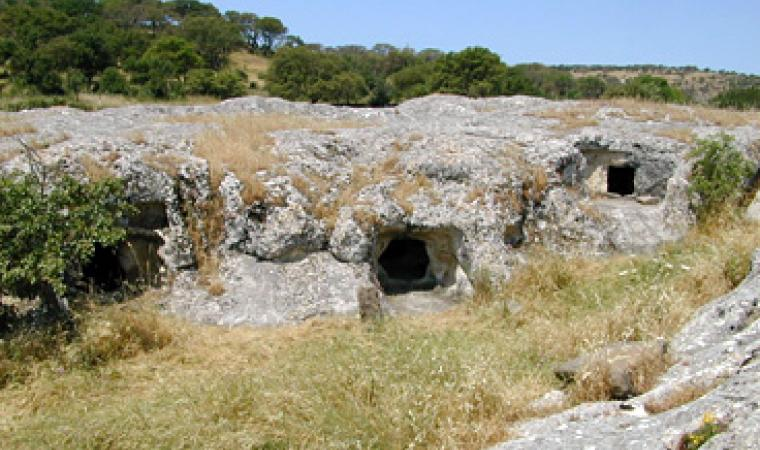 Villanova Monteleone, necropoli di Puttu Codinu