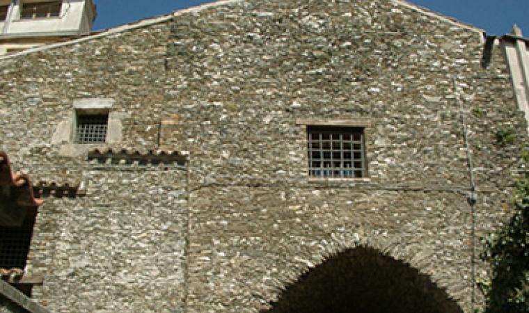 Aritzo, carcere spagnolo