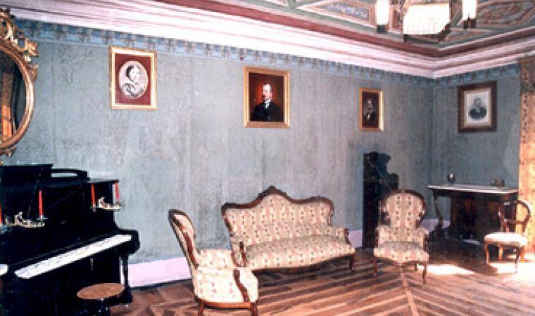 Bosa, casa Deriu