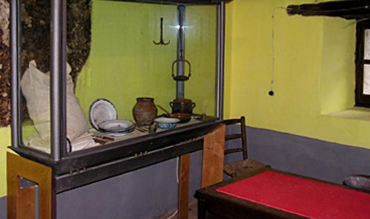 Seui, carcere spagnolo