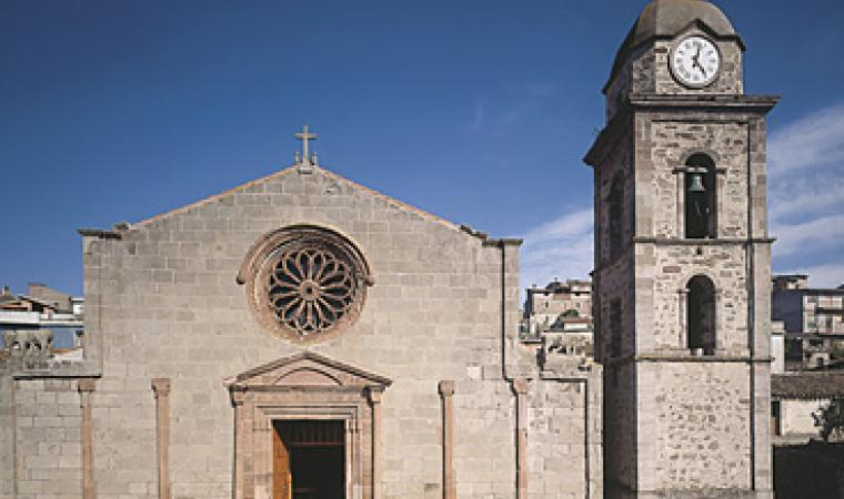 Ardauli, chiesa della Madonna della Guardia
