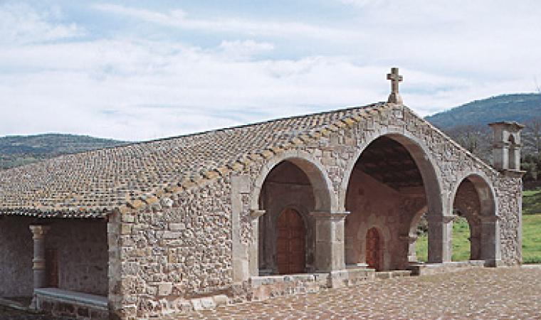 Bidonì, chiesa di Santa Maria di Ossolo