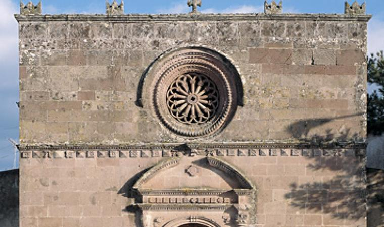 Nughedu Santa Vittoria, chiesa di San Giacomo