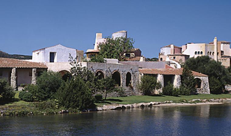 Porto Cervo, hotel Cala di Volpe