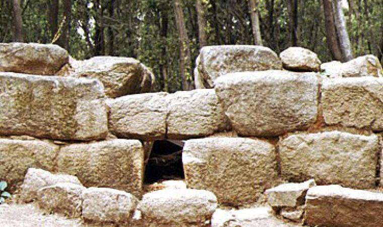 Tomba di giganti, Parco Selene