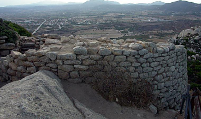 Olbia, complesso di Cabu Abbas