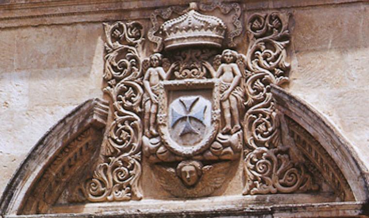Sassari, chiesa della Santissima Trinità