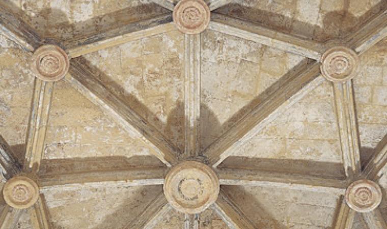 Chiesa di san Giacomo, dettaglio  - Cagliari