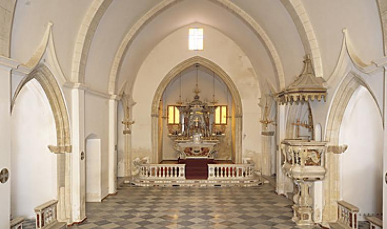 Sestu, chiesa di San Giorgio