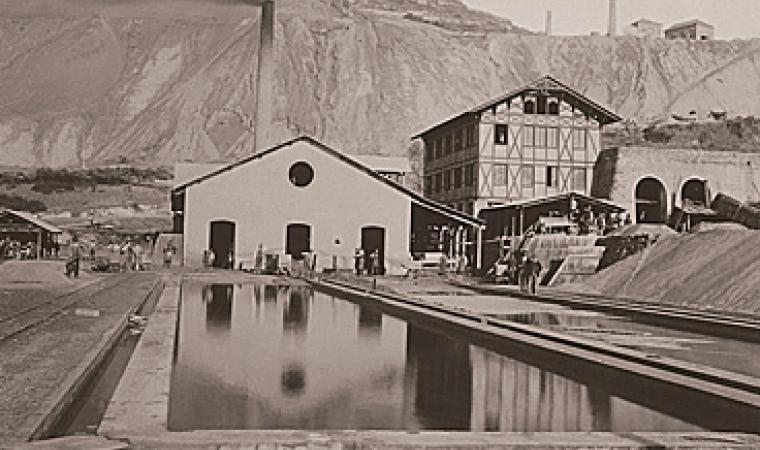 Iglesias, miniera di Monteponi