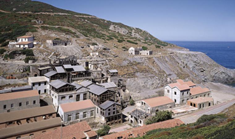Cala dell 39 argentiera sardegnaturismo sito ufficiale for Ferroni sassari