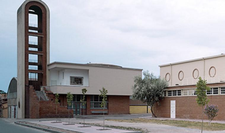 Arborea, casa del balilla