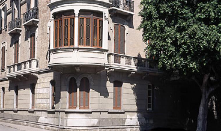 Palazzo Balletto a Cagliari