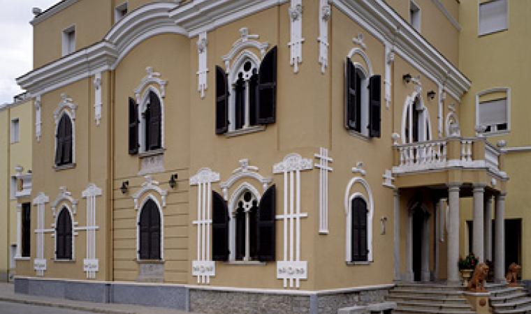 Olbia, Villa Clorinda