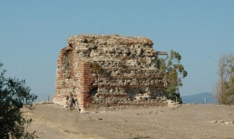 Guspini, chiesa di Santa Maria di Nabui