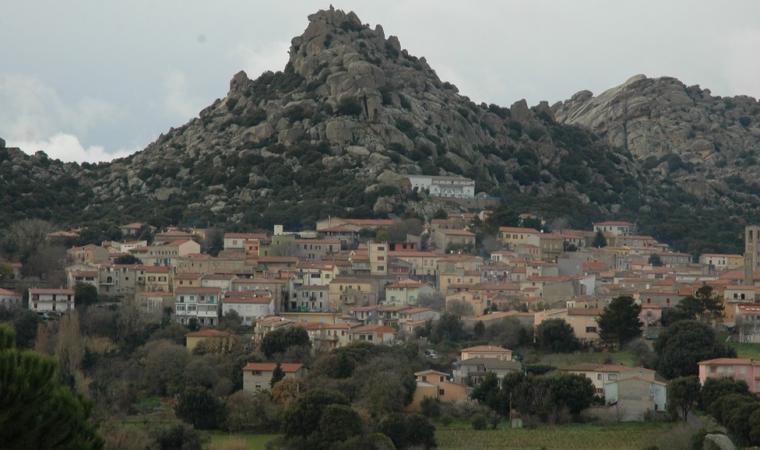 Aggius,_Panorama