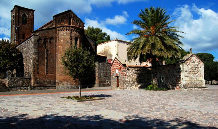 Basilica e santuario Madonna di Bonacatu - Bonarcado