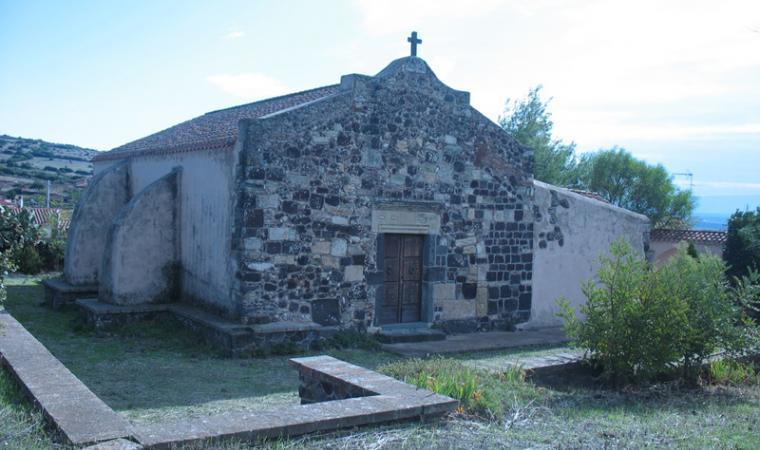 Chiesa di san Pietro - Narbolia