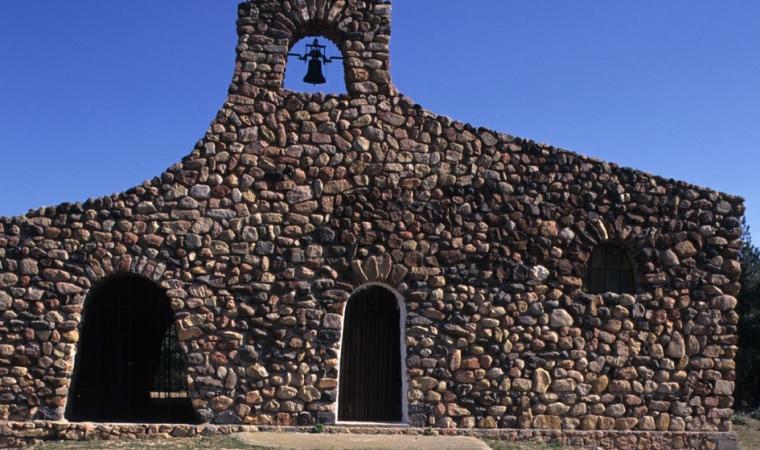 Onifai, Chiesa campestre di Santu Juanne Istranzu; Church of Santu Juanne Istranzu, Onifai