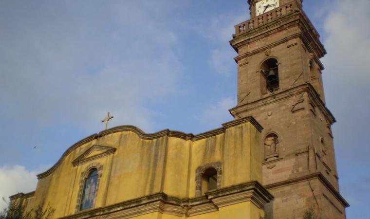 Chiesa di san Nicola - Ortueri