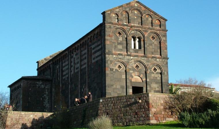 Chiesa di san Nicola - Ottana