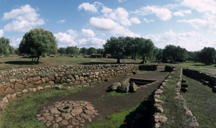 Paulilatino, Pozzo sacro di Santa Cristina; Santa Cristina, Paulilatino