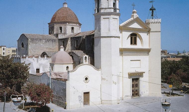 Basilica di Sant'Elena, Quartu Sant'Elena