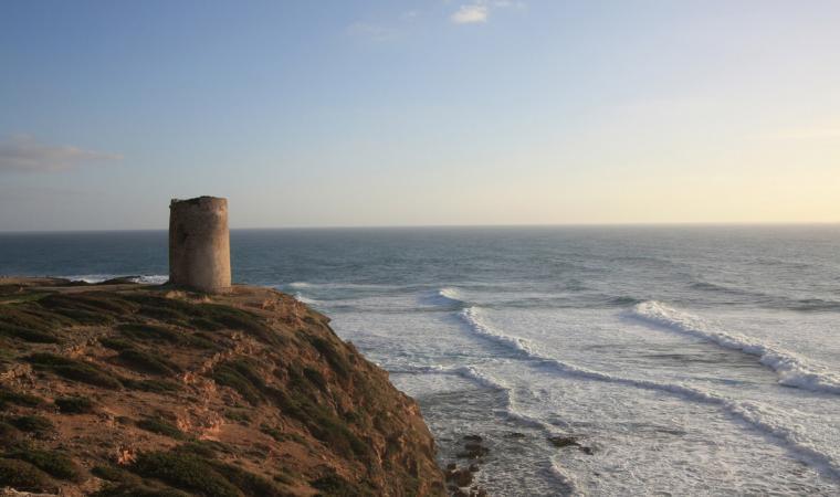 Torre aragonese di Capo Mannu - San Vero Milis