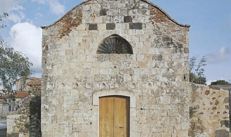 Zeddiani, Chiesa della Madonna delle Grazie; Church Madonna delle Grazie, Zeddiani