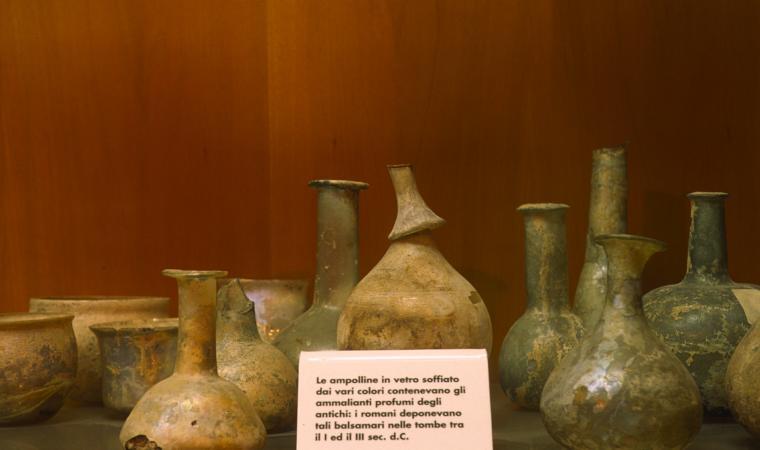 Antiquarium Arborense - Esposizione