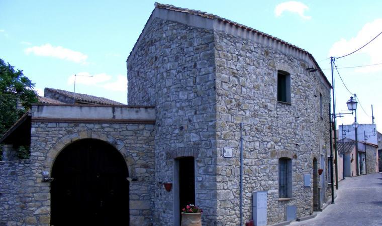 Centro storico - Baradili