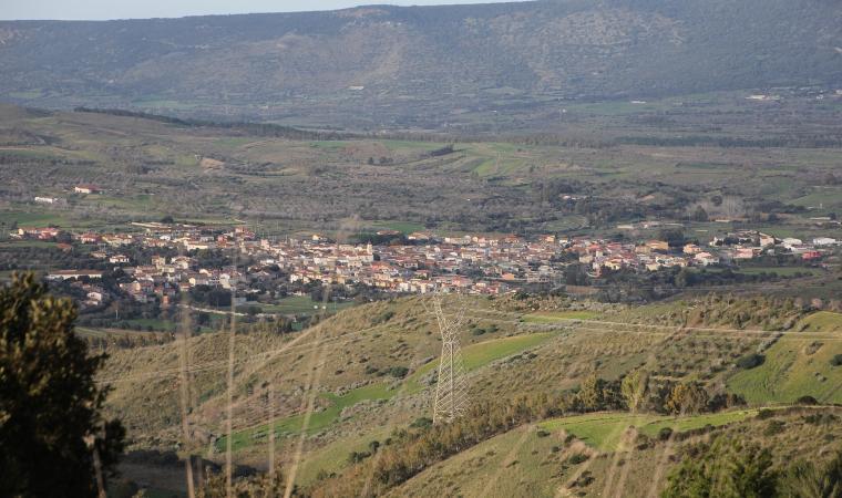 Panorama di Badessa