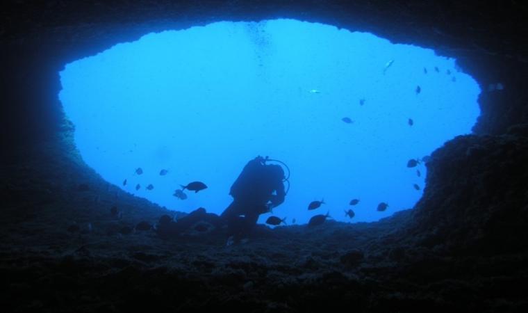 Ingresso Sud Grotta di Nereo - Capo Caccia - Alghero