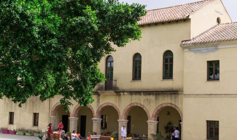 Casa Spadaccino, facciata - Capoterra