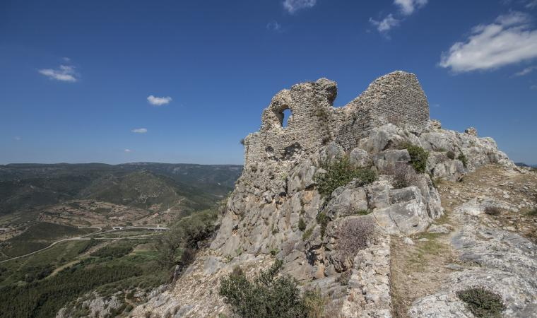 Resti del castello di Quirra, Villaputzu