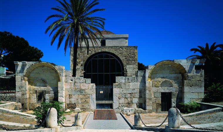 Chiesa San Saturnino - Cagliari