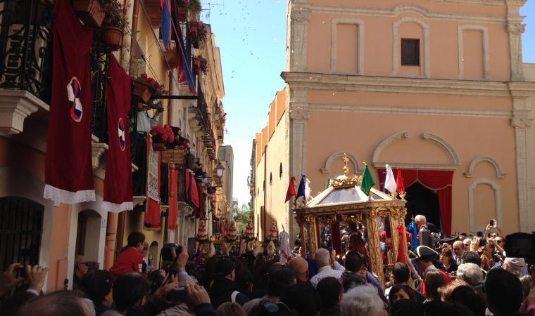Chiesa e festa di sant'Efisio