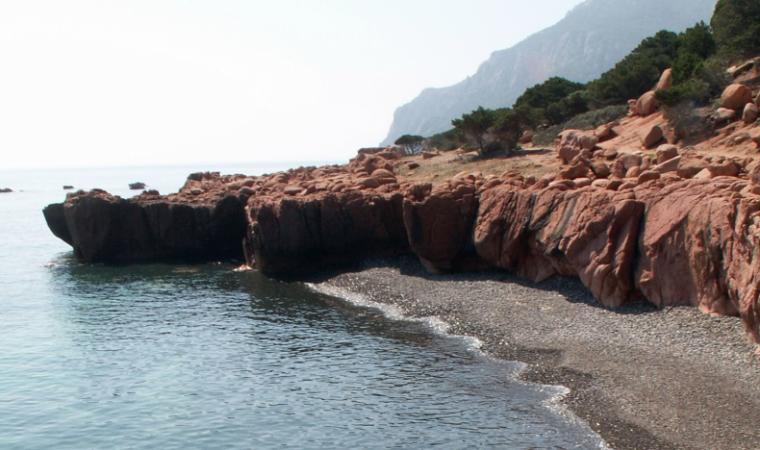 Spiaggia Coccorrocci - Gairo