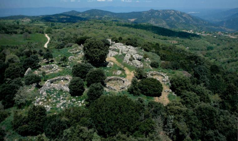 Villaggio nuragico S'Urbale - Teti