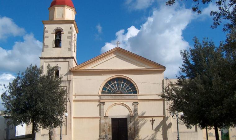 Parrocchiale di san Sebastiano - Guamaggiore
