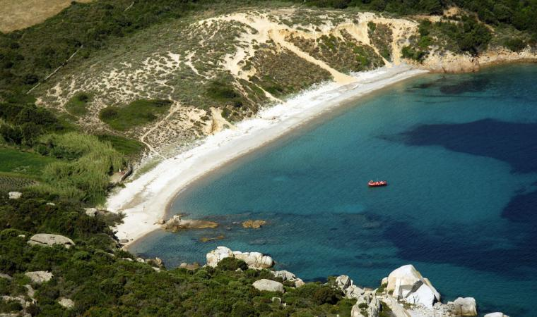 Cala Trana - Punta Sardegna