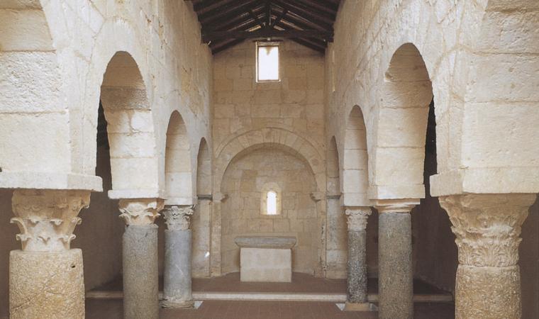 Chiesa di san Giuliano, interno