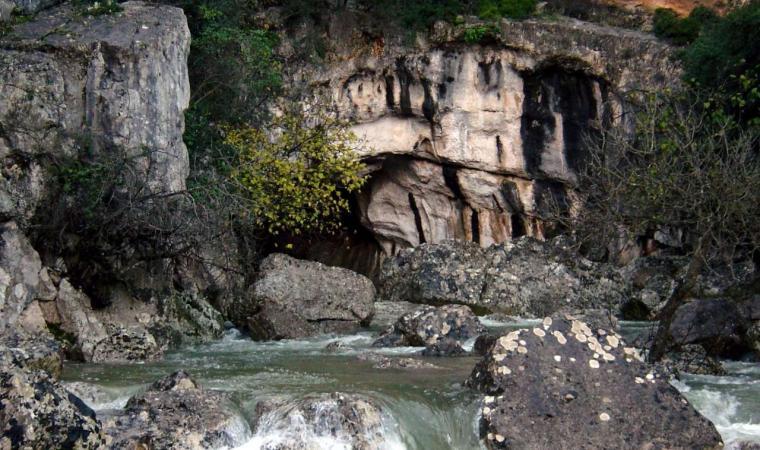 Grotta Sa Oche e Su Bentu - Oliena