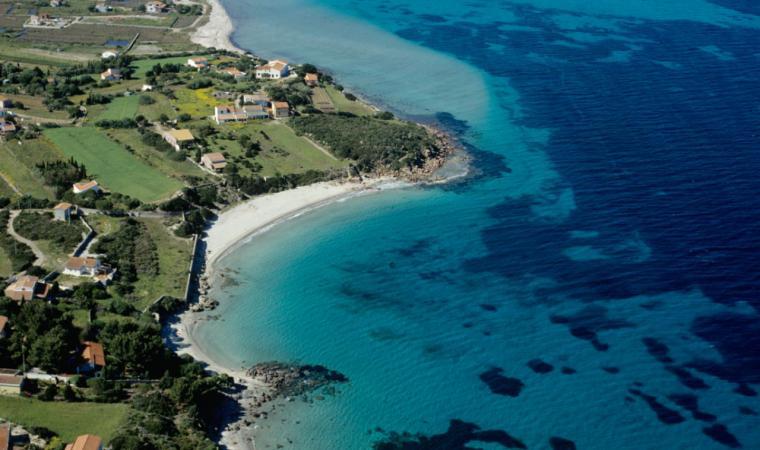 Carloforte, le acque turchesi di Girin; The turquoise waters of Girin, Carloforte