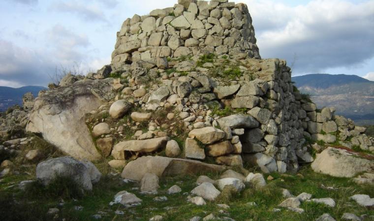Ilbono, area archeologica di Scerì