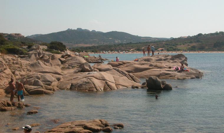 Spiaggia di Galatea