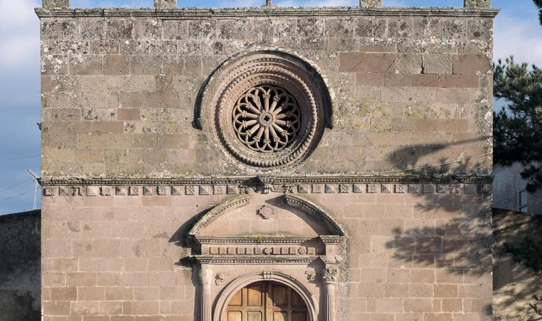 Nughedu Santa Vittoria, la chiesa gotico-catalana di San Giacomo