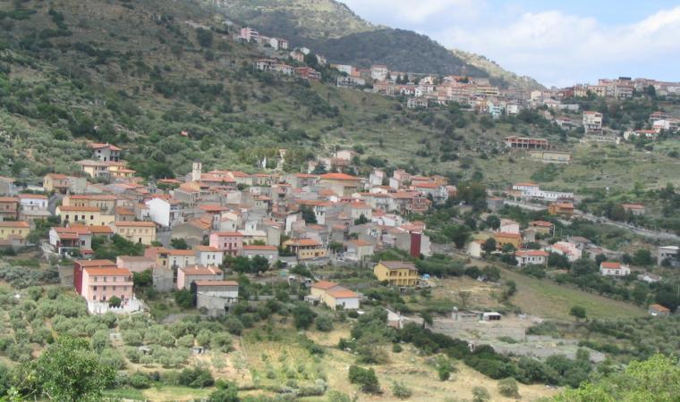 Veduta di Esporlatu